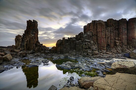 Reflections of another world. by Warren  Patten
