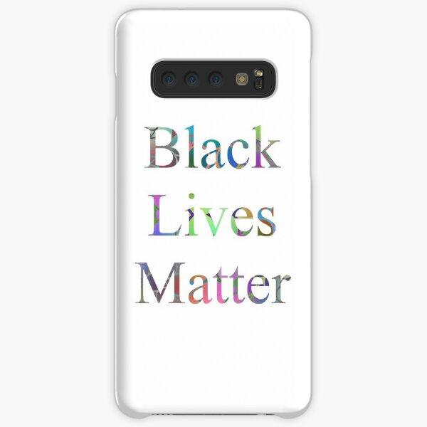 Phone Cases, Black Lives Matter Samsung Galaxy Snap Case