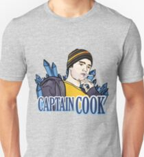 Captain, Cook Unisex T-Shirt