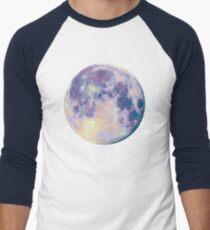 Camiseta ¾ estilo béisbol Luna