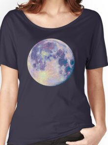 Moon Women's Relaxed Fit T-Shirt