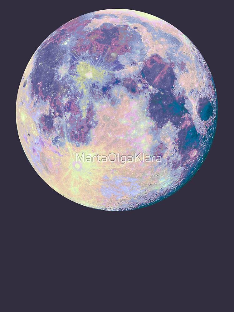 Moon by MartaOlgaKlara