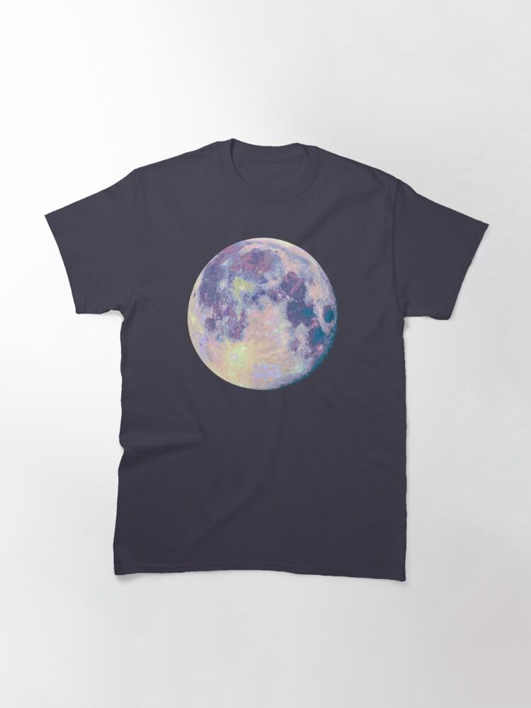Alternative Ansicht von Mond Classic T-Shirt