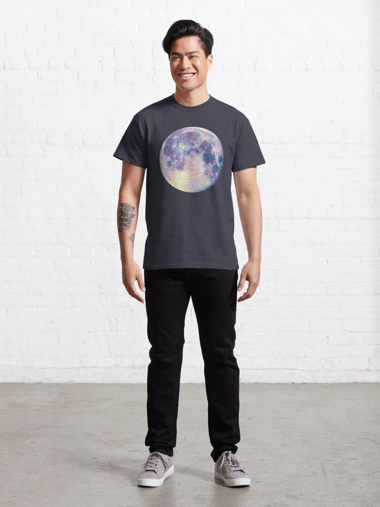 Alternate view of Moon Classic T-Shirt