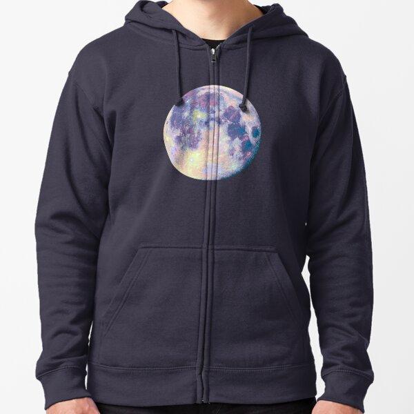 Mond Kapuzenjacke