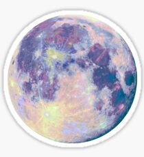 Mond Sticker
