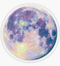 Mond Transparenter Sticker