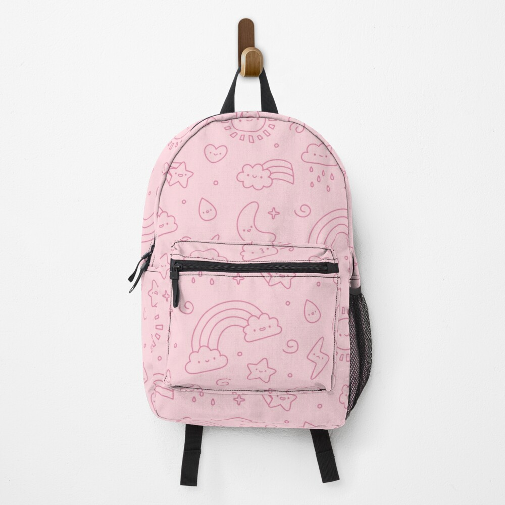 Cute Weather Doodles Backpack