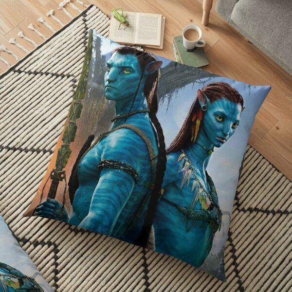 avatar neytiri Floor Pillow