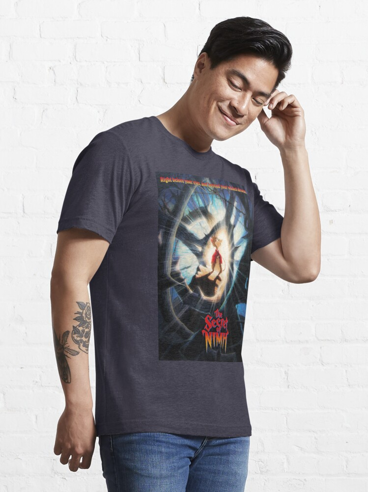 Alternate view of Secret of NIMH Essential T-Shirt