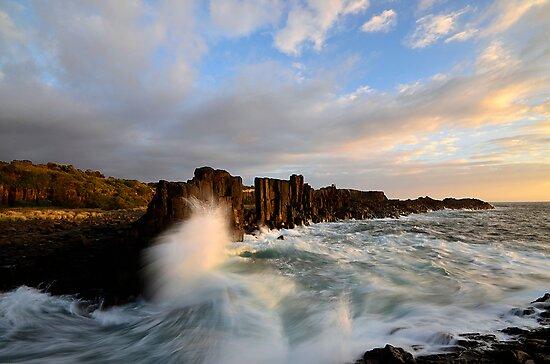 Morning Swell. by Warren  Patten