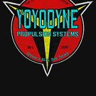 Yoyodyne Propulsion Systems by jcharlesw