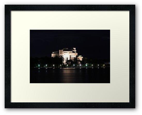 High Court Canberra Australia  by Kym Bradley