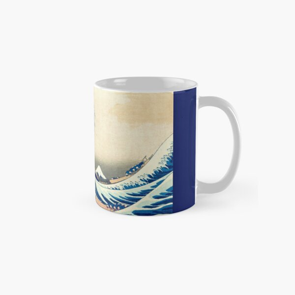 The Great Wave Off Kanagawa Classic Mug