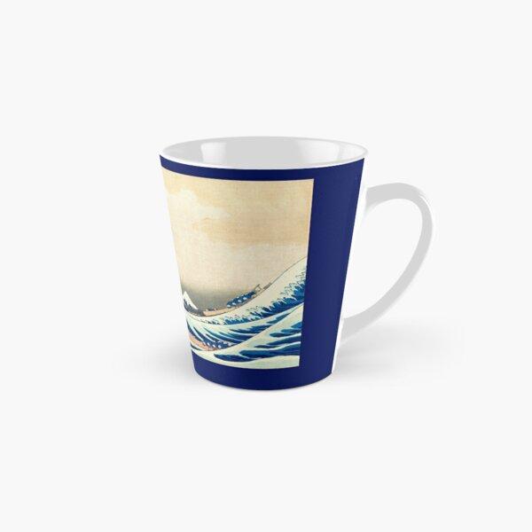 The Great Wave Off Kanagawa Tall Mug
