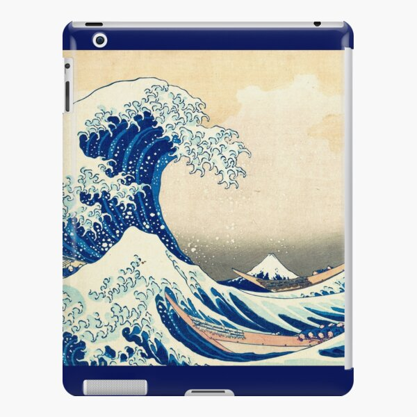The Great Wave Off Kanagawa iPad Snap Case