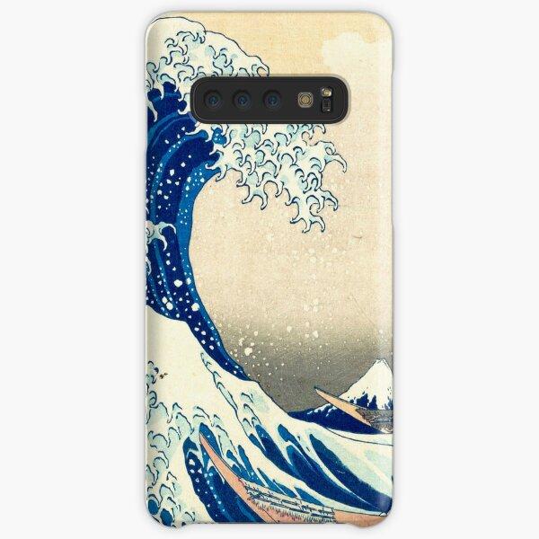 The Great Wave Off Kanagawa Samsung Galaxy Snap Case