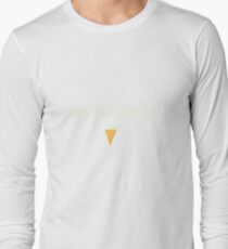 I Like Girls Who Eat Carrots Long Sleeve T-Shirt