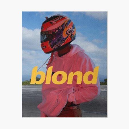 Frank Ocean Blond 1 Art Board Print