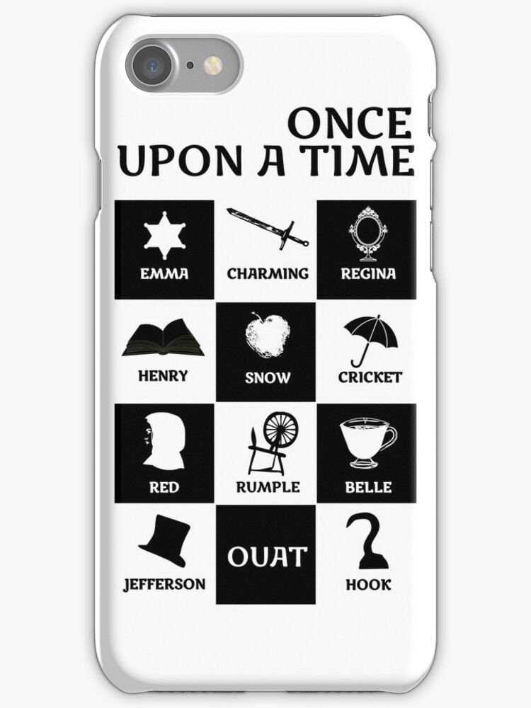 OUAT once upon a time by achiib