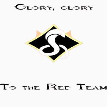 Glory to the Red Team! by ToGalaxy