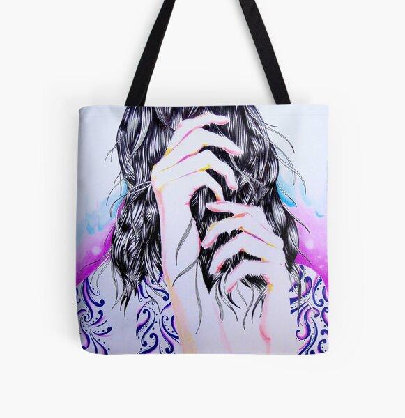 Hidden beauty All Over Print Tote Bag