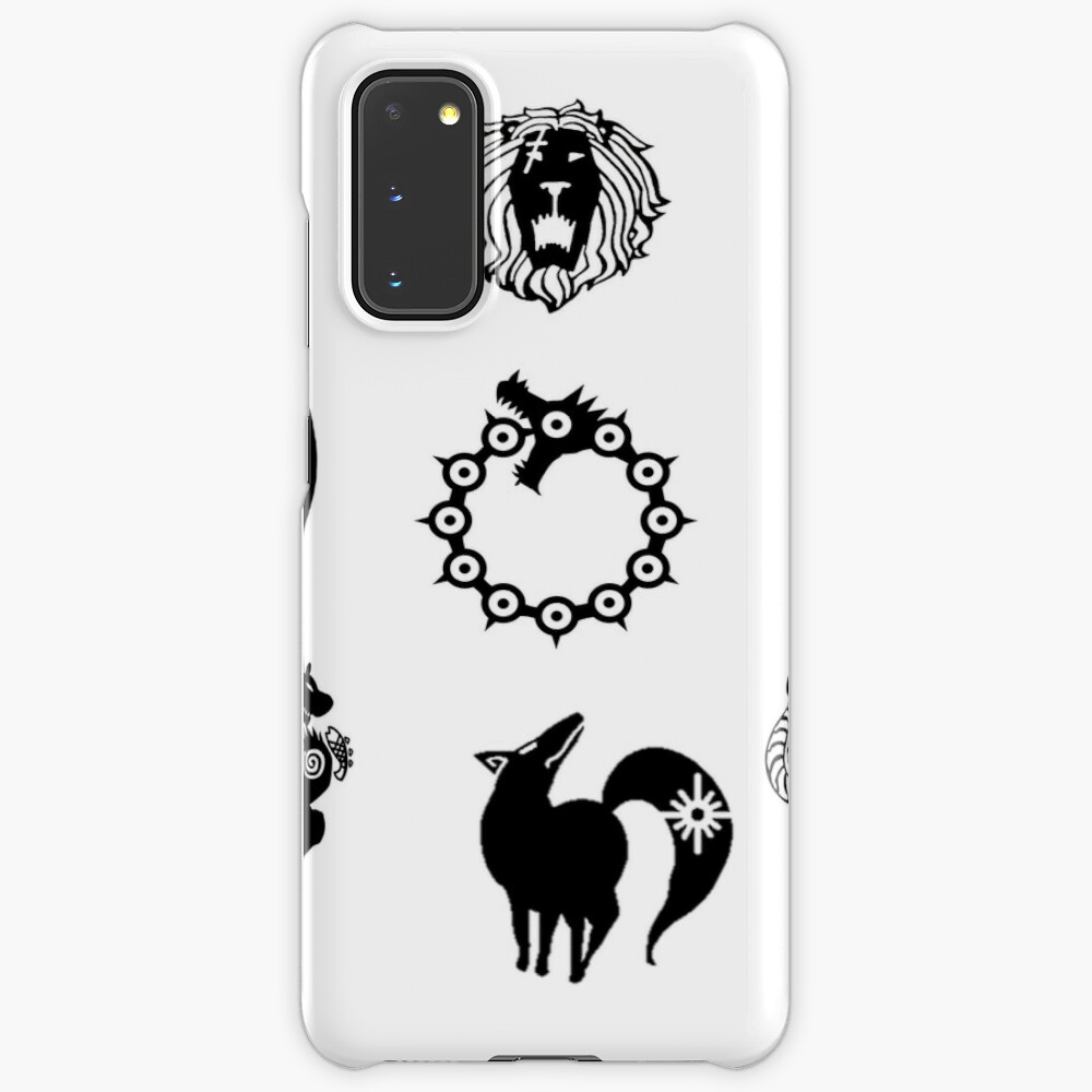 The Seven Deadly Sins Case & Skin for Samsung Galaxy