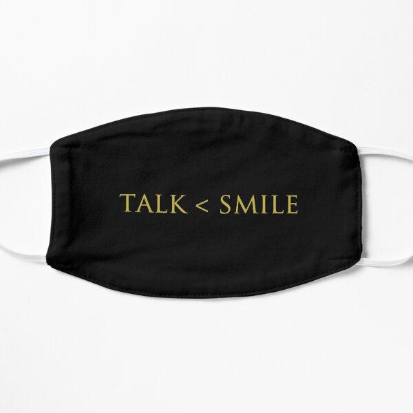 hamilton talk less, smile more Mask