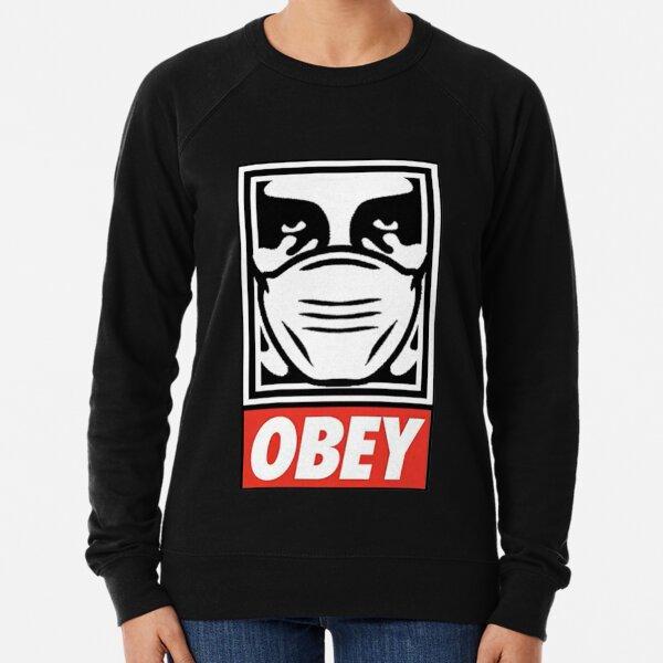 Obey Mask Lightweight Sweatshirt