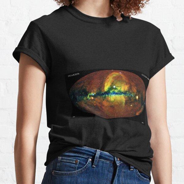 eROSITA X-Ray Telescope Captures Hot, Energetic Universe Classic T-Shirt