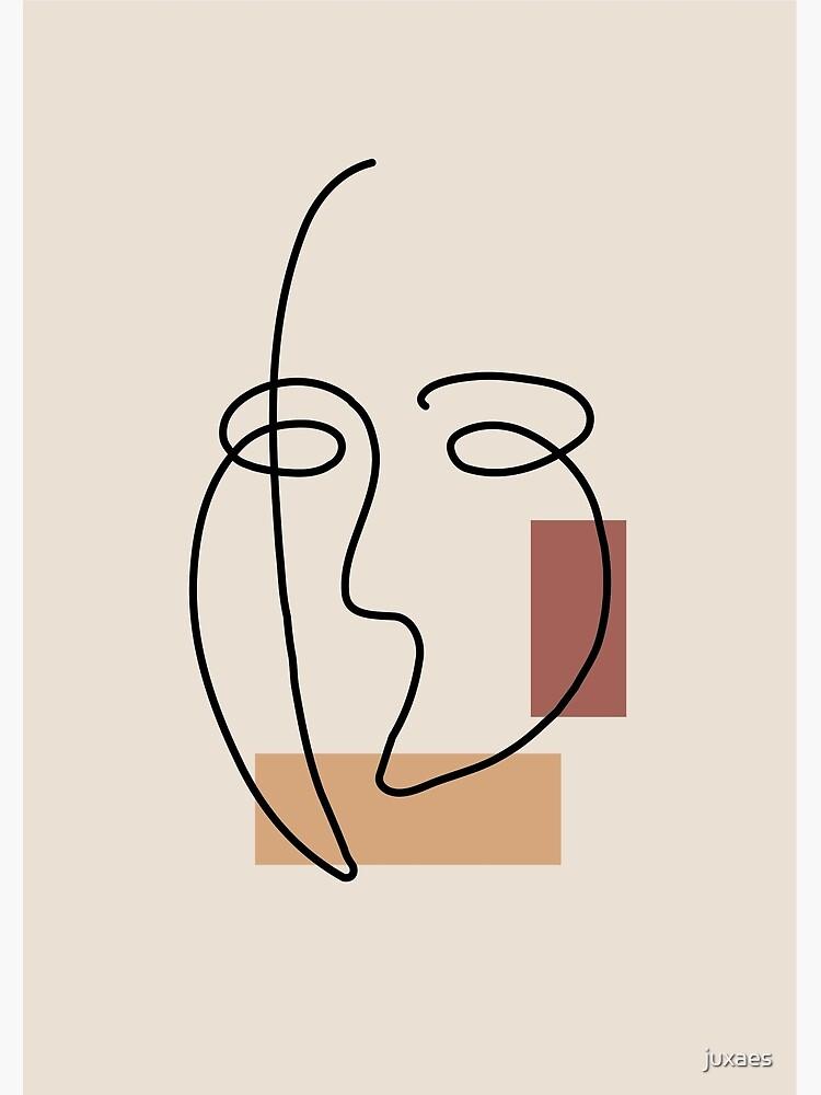 «Visage Masqué» par juxaes