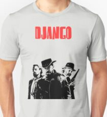 Django Unchained illustration  T-Shirt