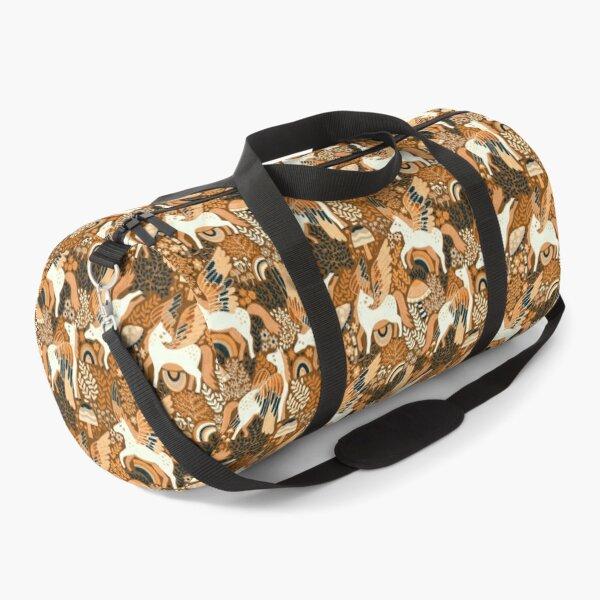 Cinnamon Pegasi  Duffle Bag