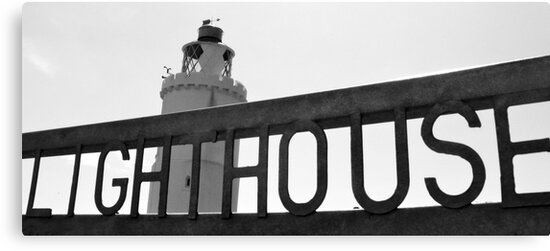 Lighthouse by Hannah Sterry