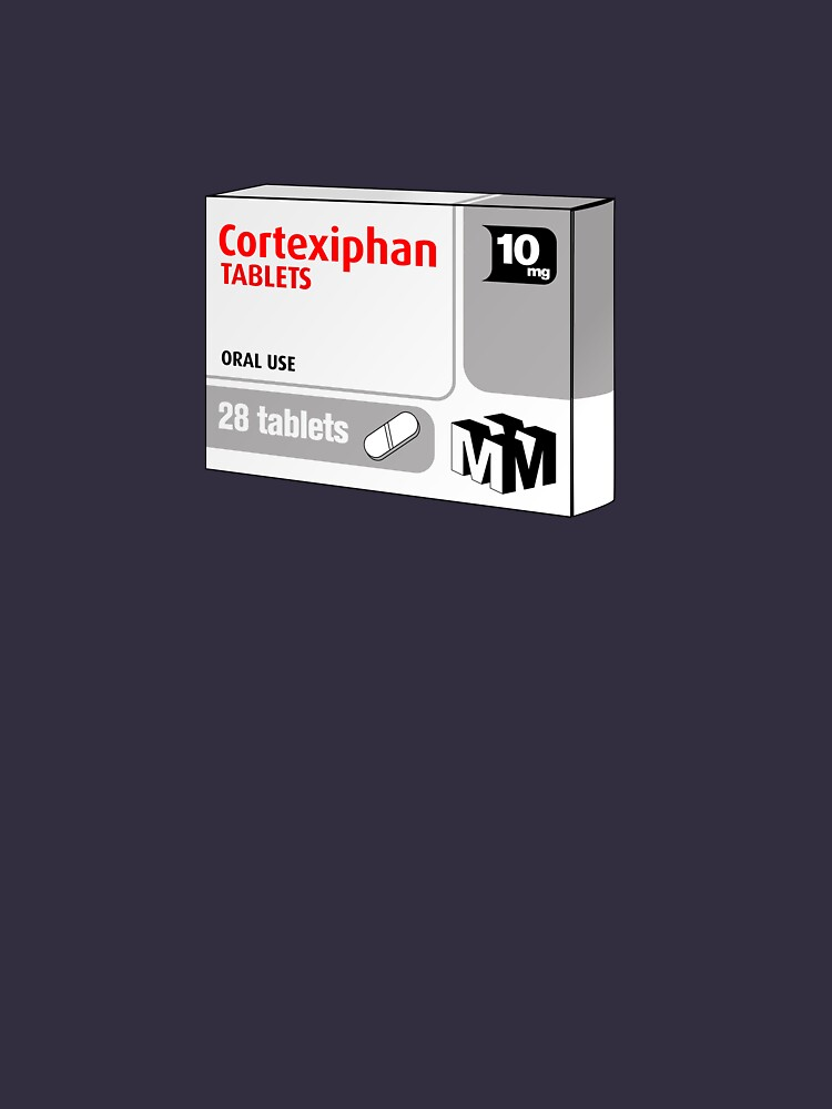 Cortexiphan tablets - now available on prescription... by brianftang