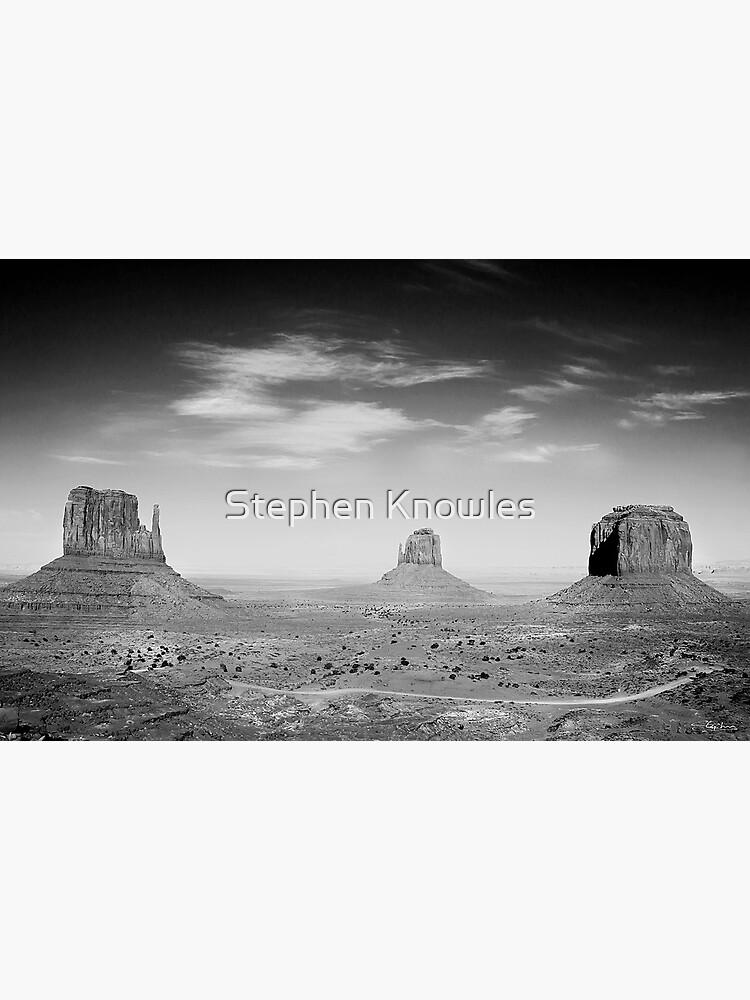 Monument Valley Utah  by stephenknowles