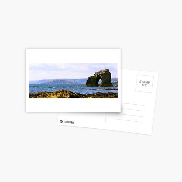 View to Burgh Island Postcard