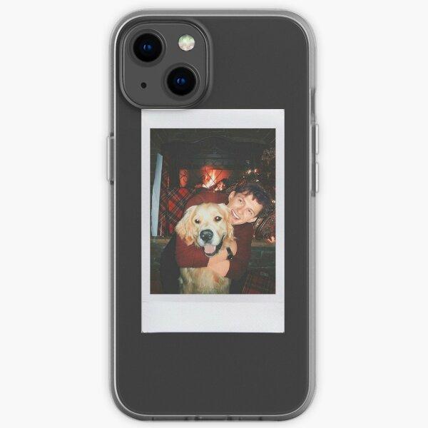 Süßes Tom Holland Polaroid iPhone Flexible Hülle