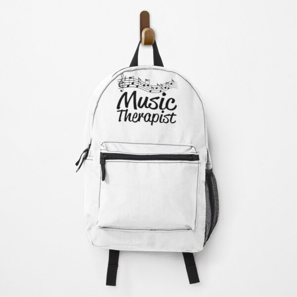 Music Therapist Backpack