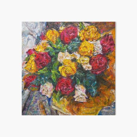 Roses 2012 Art Board Print
