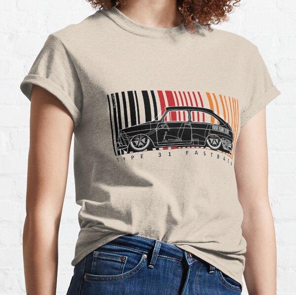 Aircooled 31 fastback Classic T-Shirt