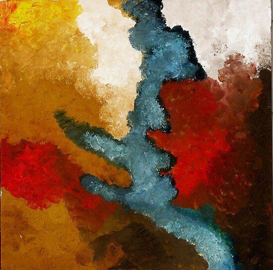 Tectonic Drift by Eric Draper