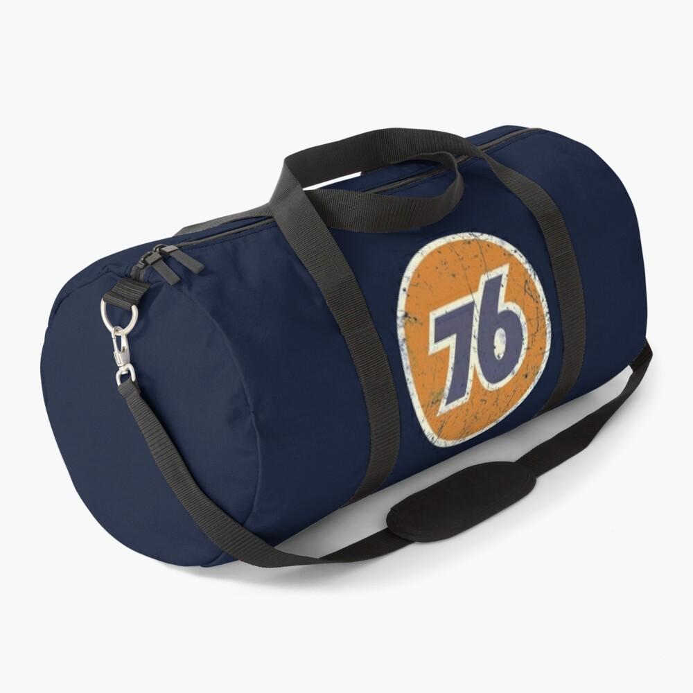 76 Oil Union Vintage Duffle Bag