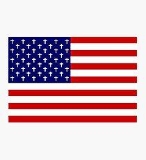 USA death Photographic Print