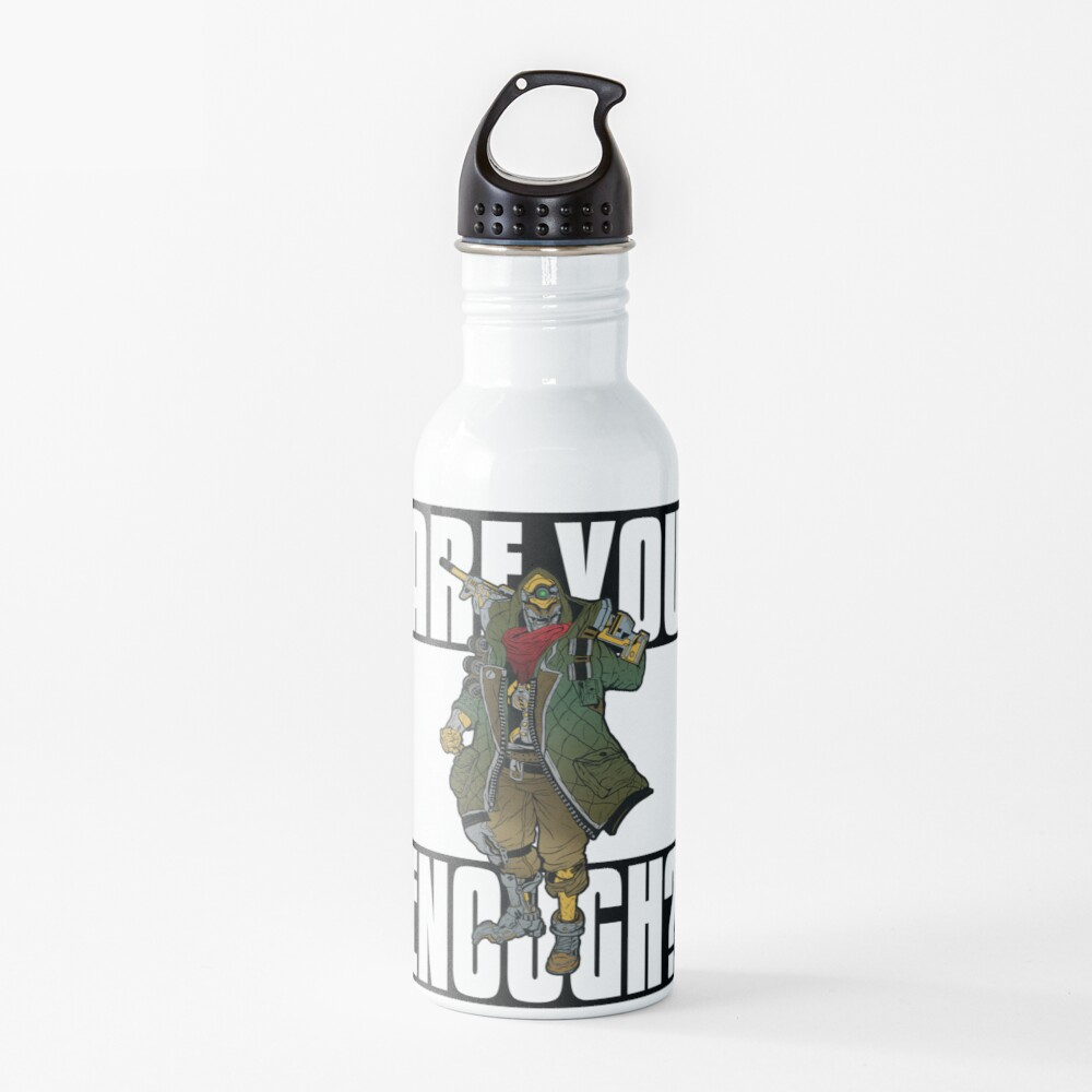 FL4K The Beastmaster Borderlands Are You Enough? Rakk Attack! Water Bottle