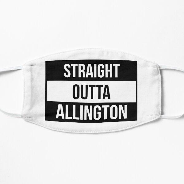 Straight Outta Allington Mask