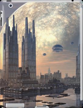 Future City by Angela Harburn