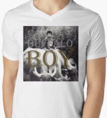 Buffalo Boy Men's V-Neck T-Shirt