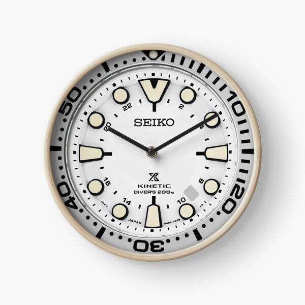 Seiko Prospex Kinetic White Silicone Reloj