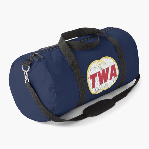TWA Aviation Airline Vintage Logo  Duffle Bag